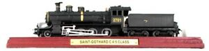 Saint-Gothard C 4/5 Classe, Locomotive Standmodell 1:87, Atlas Modèle