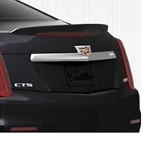 Cadillac CTS SEDAN 2014 2015 2016 2017 2018 REAR SPOILER KIT GM # 23244134 BLACK