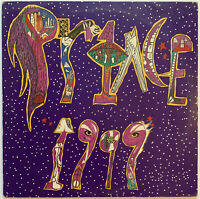 PRINCE 1999 2-LP WARNER BROS USA FIRST PRESS 1982 PRO CLEANED