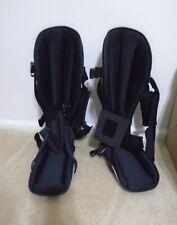 Sz Medium Adjustable Night Splint Boots - Left & Right (product# 12035) + Instr