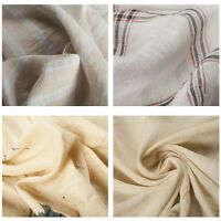 100/% Polyester Foil Print Quality Fabric Interior Upholstery Crafts