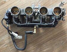 Einspritzanlage Einspritzung Drosselklappeneinheit GSX-R 1000 K5 / K6