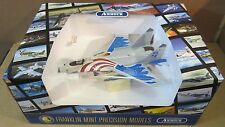 Franklin Mint Armour Mig-29 Fulcrum Farewell Russian Air Force Die-Cast 1:48 M3