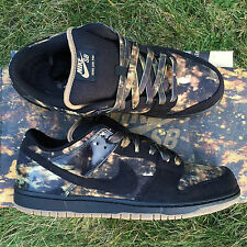 NIKE SB DUNK LOW PUSHEAD 2 PREMIUM SHOES 2012 (536356-002) SKUNKS SPACE JAM S