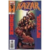 Ka-Zar (1997 series) #9 in Near Mint condition. Marvel comics [*m8]