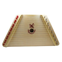 The Music Maker - Award Winning Lap Harp/Zither with Songs and Accessories