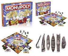 Dragonball Z Jeu de Plateau Monopoly Français Frensh Version Winning Moves
