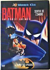 BATMAN La Série Animée - SORTIR DE L'OMBRE - DC ANIMATED - NEUF - DC / MARVEL
