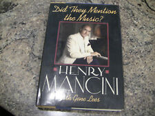 Did They Mention the Music? by Mancini Henry|Lees Gene