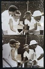 Vintage Photos 1978 Lot (2 photos) Richard Pryor Bill Cosby California Suite