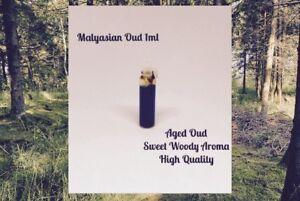 Aged Cambodi Oud 1ml High Quality Thick Perfume Oil Attar  ittar GRADE AAA