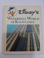 Vintage 1973 Disney's Wonderfu 00004000 l World of Knowledge Book Volume # 5