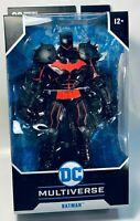 McFarlane Toys DC Comics Multiverse Batman Armored HELLBAT 7in Action Figure