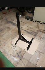 Heavy Bag Stand - Black Heavy duty. Will last for years. I lost 30 pounds
