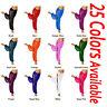 TMS Slit Harem Yoga Pants Belly Dance Tribal Pantalon Danse Orientale | 25 Color