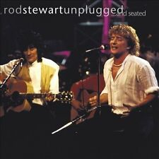 ROD STEWART - Unplugged...and Seated (CD 2003)