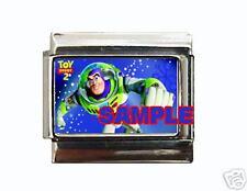 Disney Buzz Lightyear #1 Custom Italian Charm Toy