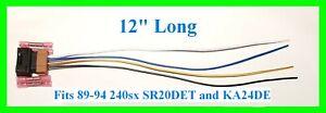 Fits 240sx S13 SR20DET SR20 KA MAF MAFS Mass Airflow Sensor Pigtail Connector