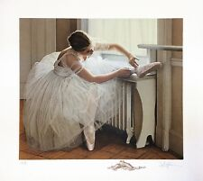 "DOUGLAS HOFMANN ""THE BALLERINA"" 