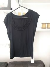 Ladies BNWT Very Trendy Black Next Top Size 10