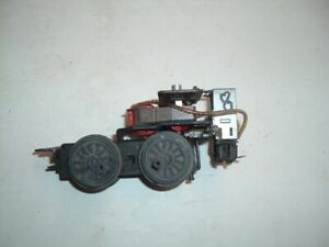 "4 Wheel Motor Assembly,Casey Jones  American Flyer S Gauge ""LOOK"""