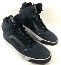 new products 4c81d d7805 Men s Nike Auto Flight High Ankle Skate Shoes Anthracite Gray Suede ...