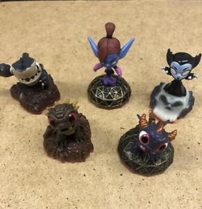 Skylanders Trap Team Mini Figures X5 Bundle