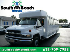 2006 chevy 5500 shuttle bus