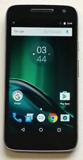 Motorola Moto G4 Play 4th Generation - XT1607 - GSM UNLOCKED - VERY GOOD COND.