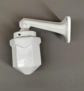 8768014 Wandlampe Art déco Frankreich um 1920  streng geometrisch