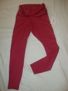 Women Nike CZ9144-633 High Rise Yoga Twist Waist Legging Pants Large DRI FIT