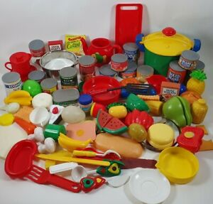 Play Kitchen Utensils & Food Mixed Bundle Items Nice Joblot Chef Role Play Lot 2