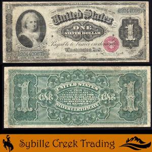 1886 $1 SILVER CERTIFICATE *MARTHA NOTE* FR 216   40967