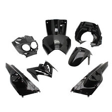 Kit carénage Carrosserie Habillage noir mbk stunt yamaha slider (7 pièces)
