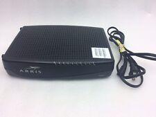 Arris TM804G Internet and telephone modem VOIP