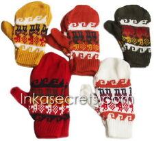 100 Peruvian Alpaca Gloves /Mittens