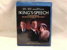 The Kings Speech (Blu-ray Disc, 2011)