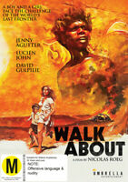 WALKABOUT [NTSC ALL REGIONS] (DVD)