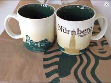 Starbucks City Global Icon 16 oz Nuremberg 1 Tasse/Mug