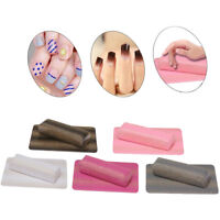 LD_ BL_ Nail Art Snake Skin Table Pad Hand Pillow Arm Rest Cushion Manicure To