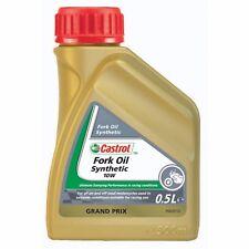OLIO CASTROL FORK OIL 10W SINTETICO