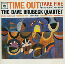 THE DAVE BRUBECK QUARTET TIME OUT CD 1997 Collectible LN Not a Music Club CD