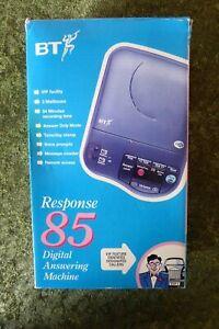 BT Response 85 Digital Answering Machine in original box