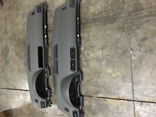 02-05 AUDI A4 B6 1.8 3.0 - DASHBOARD DASH PANEL COVER FRONT GREY NO AIRBAG
