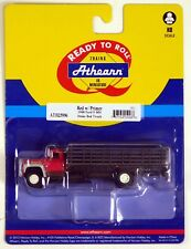 Athearn 1/87 HO 1968 Ford F-850 Stake Bed Truck Red / Primer 25996 SCALE REPLICA