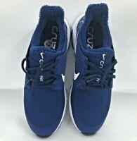 Nike Cruzrone React Coastal Blue Running Shoes White CD7307-400 Men's Size 13