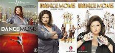 Dance Moms Complete First Second Season 1-2 DVD Set Serie TV Show All Bundle Lot