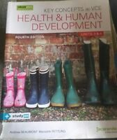 Key Concepts in VCE Health and Human Development Units 3 & 4 4E - Preowned