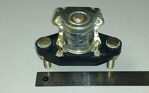 EATON 12387913 Power Relay 1000 Amp SP-ST Type II Coil 18VDC Normally Closed
