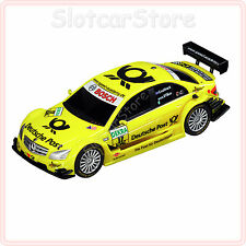 "Carrera GO 61219 AMG-Mercedes C DTM 2007 No.17 ""Coulthard"" Post 2010 1:43 Auto"